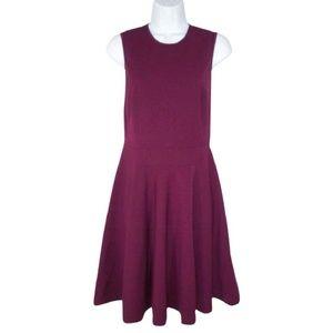 Rebecca Taylor 2 Ponte Fit & Flare Dress